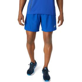 "asics Road 7"" Shorts Heren, blauw"